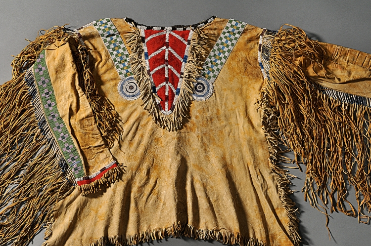 Plains Indian Artifacts And An 1855 Journey On The Oregon