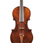 Neapolitan Violin, Tomasso Eberle, Naples, 1778 (Lot 50, Estimate $30,000-$35,000)