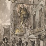 Reginald Marsh (American, 1898-1954), Fat Men
