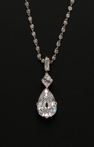 Skinner jewelry consignment day in boston skinner inc important art deco platinum and diamond pendant necklace cartier sold for 374770 lot 5802601b mozeypictures Image collections