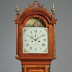 Simon Willard Rocking Ship Tall Clock, Roxbury, c. 1810 (Lot 449, Estimate $10,000-$15,000)