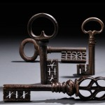 Collection of 16th-19th Century Keys (Lot 570, Estimate $800-$1,200)