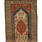 Bahkshaish Carpet, Northwest Persia, last quarter 19th century (Lot 138, Estimate $15,000-$20,000)