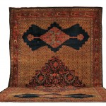 Bidjar Carpet, Northwest Persia, late 19th century (Lot 140, Estimate $25,000-$35,000)