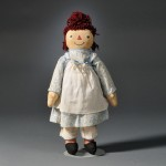 Exposition Raggedy Ann Cloth Doll, 1934-35 (Lot 64, Estimate $3,000-$4,000)