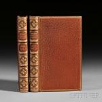 Grimm, Jacob (1785-1863) and Wilhelm (1786-1859) German Popular Stories. London: Baldwyn, 1823 [and] London: Robins, 1826 (Lot 182, Estimate $3,000-$5,000)