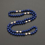 Small Group of Lapis Lazuli Jewelry (Lot 281, Estimate $300-$500)
