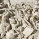 Continental Carved Ivory Relief Plaque Depicting the Battle of the Catalaunian Plains (Lot   220, Estimate $6,000-8,000)