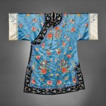 Woman's Informal Robe, China, 19th/20th century (Lot 548, Estimate $300-$500)