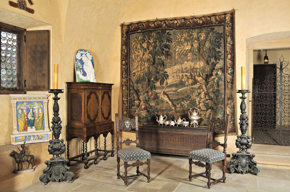The Mediterranean Revival Style Of Quattro Venti Skinner