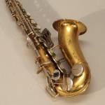 Vintage Borgani Soprano Saxophone (Lot 275, Estimate $500-$700)