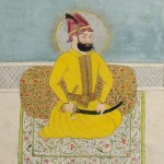Miniature Portrait of Nadir-shah, Mughal India, first half of 18th century (Lot 17, Estimate $7,000-$9,000)