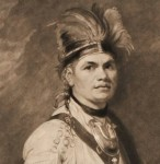 Joseph Tayadaneega called the Brant, the Great Captain of the Six Nations. London, 1779 (Lot 392, Estimate $3,000-$5,000)
