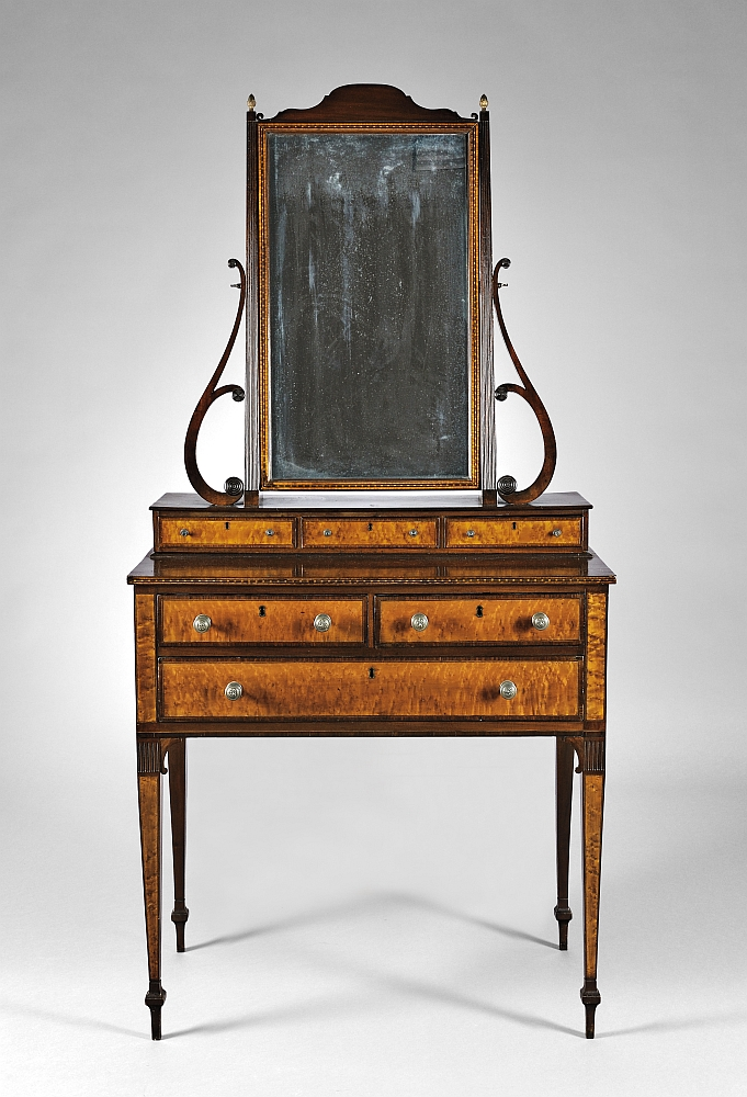 Looking Back on Four Centuries of Antique Furniture from Massachusetts ? - American Furniture Looking Back On Four Centuries Of Antique