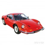 1972 Ferrari Dino 246 GT (Lot 1, Estimate $140,000-$240,000)