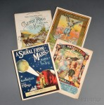 Collection of Mostly E.T. Paull Late 19th and Early 20th Century Sheet Music (Lot 179, Estimate $700-$900)