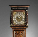 Thomas Lumpkin Marquetry Long Case Clock, Claremarket, London, c. 1695 (Lot   282, Estimate $15,000-$25,000)