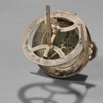 Silver Equinoctial Sundial by Dollond, London, mid-18th century (Lot 626,   Estimate $700-$900)