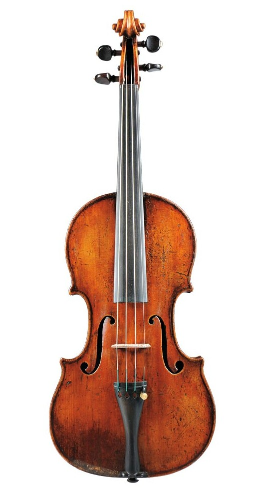 Fine Italian Violin, Nicolaus Gagliano, Naples, 1720, with Certificate (Lot 33, Estimate $120,000-  $140,000)