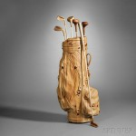 Livio De Marchi (Italian, 20th Century), Golf Set (Lot 541, Estimate  $3,000-$6,000)