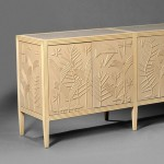 Judy Kensley McKie (b. 1944), Triple Chest with Birds and Bees, Sideboard, United States, 1984 (Lot 518, Estimate $8,000-$10,000)