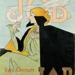 Jane Atche (French, 1872-1937) Papier a Cigarettes Job, 1889 (Lot 6, Estimate $5,000-$7,000)