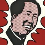 Roy Lichtenstein (American, 1923-1997) Mao, 1971 (Lot 72, Estimate $12,000-$18,000)