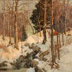 Frederick John Mulhaupt (American, 1871-1938), Winter