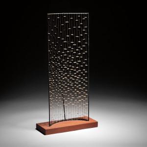 Harry Bertoia (American, 1915-1978), Maquette for the MIT Kresge Chapel Altar Screen,   c. 1950-1955 (Lot 656, Estimate $70,000-$90,000)