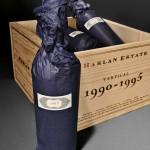 Harlan Estate Vertical 1990-1995, 6 bottles (Lot 410, Estimate   $2,400-$3,250)