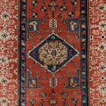 Bergama Rug, West Anatolia, early 19th century (Estimate $6,000-$8,000)