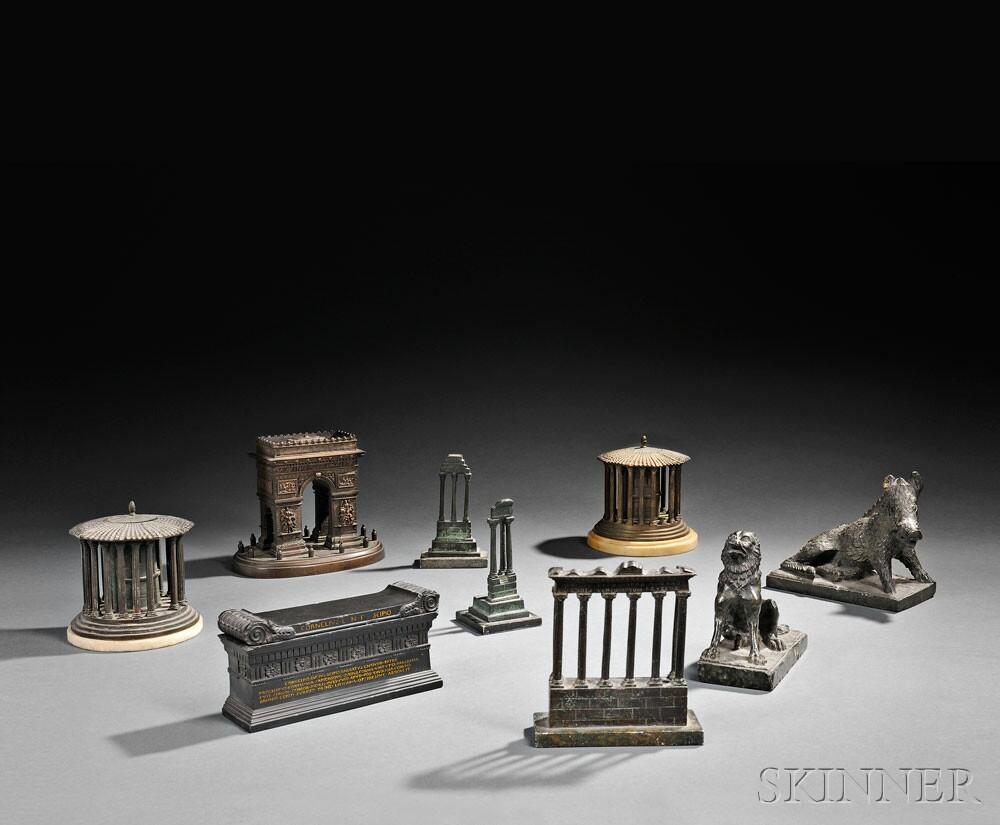 Souvenirs of the Grand Tour (Lots 241-246)