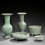 A Selection of Celadon from the Estate of Peter L. Rosenberg