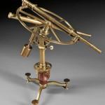Veuve Lennel Brass Repeating Circle, Paris, c. 1785 (Lot 401, Estimate   $15,000-$25,000)