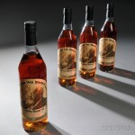Pappy Van Winkle Family Reserve 15 Year 2006, 2007, 2008, 2009 (Lot 89, Estimate   $1,500-$2,200)
