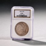 1893-S Morgan Dollar NGC VF25 Rated (Lot 1232, Estimate $4,000-$5,000)