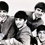 Signed Beatles Promotional Postcard, 1964 (Lot 1297, Estimate $1,000-$2,000)