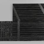 Tomasz Tatarczyk (Polish, b. 1947), Czarne Pudlo [Black   Box] (Triptych) (Lot 639, Estimate $10,000-$15,000)