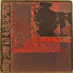 Gyorgy Kepes (American, 1906-2001), Untitled [Abstract] (Lot 323, Estimate   $4,000-$6,000)