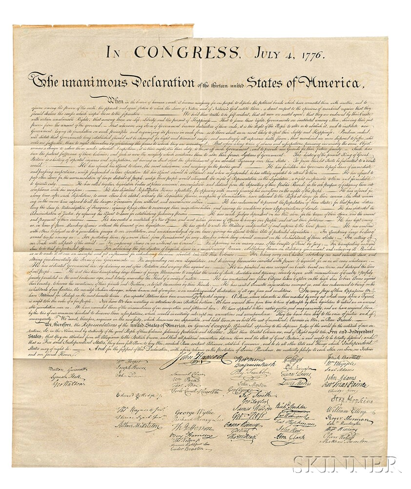 persuasive essay on declaration of independence The declaration of independence did more than separate the 13 american colonies from british rule go to persuasive & argumentative essay topics ch 2.