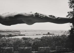Arno Rafael Minkkinen, Abbaye de Montmajour, Arles (Lot 206, Estimate $1,000 - $1,500)