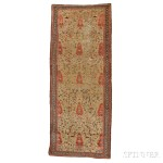 Northwest Persian Corridor Carpet, dated 1913 (Lot 133, Estimate $1,000-$1,500)