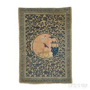 Chinese Rug, Beijing, 18th century (Lot 149, Estimate $1,200-$1,500)