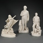 Collection of Parian Figures