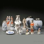 Collection of Royal Copenhagen Ceramics