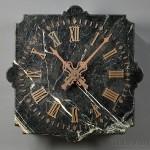 E. Howard & Co. No. 20 Black Marble Gallery Clock, Boston, Massachusetts (Lot 1293A, Estimate $800-$1,200)