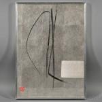 Toko Shinoda (b. 1913), Abstract Brush Painting, Japan, 20th century (Lot 1061, Estimate $2,000-$3,000)