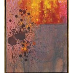 György Kepes (Hungarian/American, 1906-2001), Painting, Untitled (Lot 315, Estimate $2,000-$3,000)