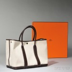 Hermés 'Garden Party' Tote Bag (Lot 1610, Estimate $800-$1,200)