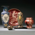 Selection of Art Pottery on Offer Featuring Part 2 of the Stillwell Collection of Doulton